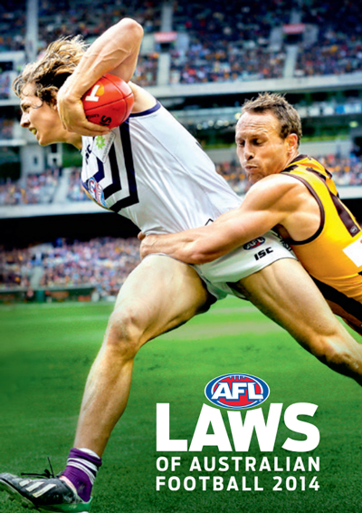 an analysis of australian football league umpires South australian national football league po box 1, west lakes 4 laws of australian football 2016 laws of by a field umpire for the goal umpire to signal.
