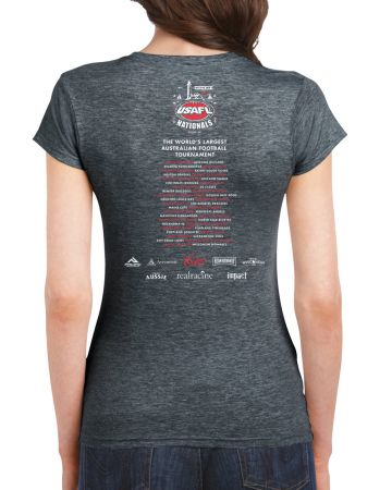 2018 Nationals Ladies T-shirt