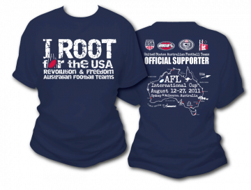 IC 2011 Supporter Shirt