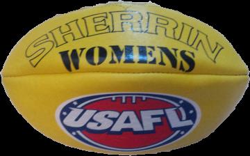 Women's Yellow Sherrin