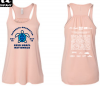 2019 Nationals Tank Peach