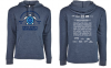 2019 Nationals Hoodie Blue