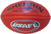 Men's Red Sherrin