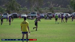 USAFL, Women's Division 1 Pool A, Montreal Angels v Seattle Grizzlies