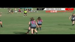 New York Magpies vs Portland Sockeyes Women