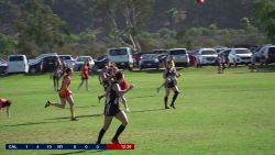 USAFL, Women's Division 1 Pool B, Calgary Kookaburras v New York Magpies