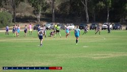 USAFL, Women's Division 2, Baltimore-Washington Eagles v Los Angeles Dragons