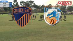 Division I Final: Los Angeles Dragons vs Golden Gate Roos