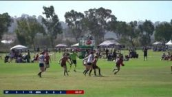 USAFL, Women's Division 1 Pool A, San Francisco Iron Maidens v Minnesota Freeze