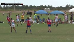 Houston Lonestars vs Nashville Kangaroos