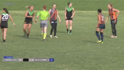 2018 USAFL Women's Division 1 Championship - San Francisco vs Seattle