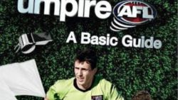 Umpire AFL - A Basic Guide DVD