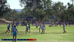 USAFL, Women's Division 2, Los Angeles Dragons v Texas Heat