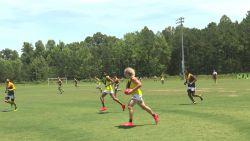Atlanta Kookaburras vs North Carolina Tigers 1st Half