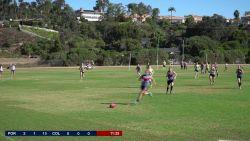 USAFL, Women's Division 2, Portland Sockeyes v Columbus Jillaroos