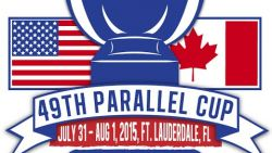 20 15 49th Parallel Cup - USA Revolution vs Canada Northwind - Development Game