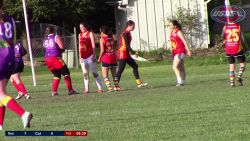 2018 USAFL Nationals - Women's Division Two - Sacramento v Calgary
