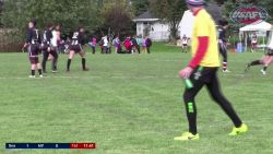 2018 USAFL Nationals - Women's Division One - Seattle v New York