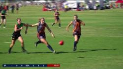 USAFL, Women's Division 1 Pool A, San Francisco Iron Maidens v Seattle Grizzlies