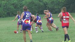 Denver Bulldogs Women vs Midwest All Stars 1st Half