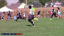 2018 USAFL Nationals - Women's Division Two - Columbus v Texas
