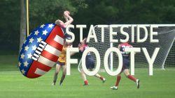 Stateside Footy - Episode 17-01: Columbus Jillaroos vs Boston Lady Demons
