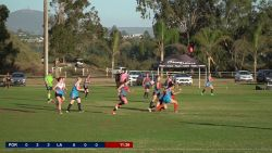 USAFL, Women's Division 2, Portland Sockeyes v Los Angeles Dragons