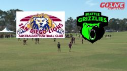 Division III Final: San Diego Lions vs Seattle Grizzlies