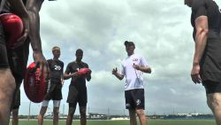 2015 AFL US Combine highlights